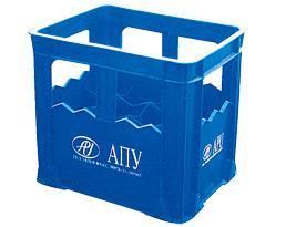 正确的做法可延长塑料周转箱使用寿命