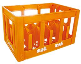PE/PP塑料周转箱在食品等行业的使用