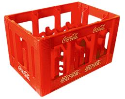 300ml可口可乐箱